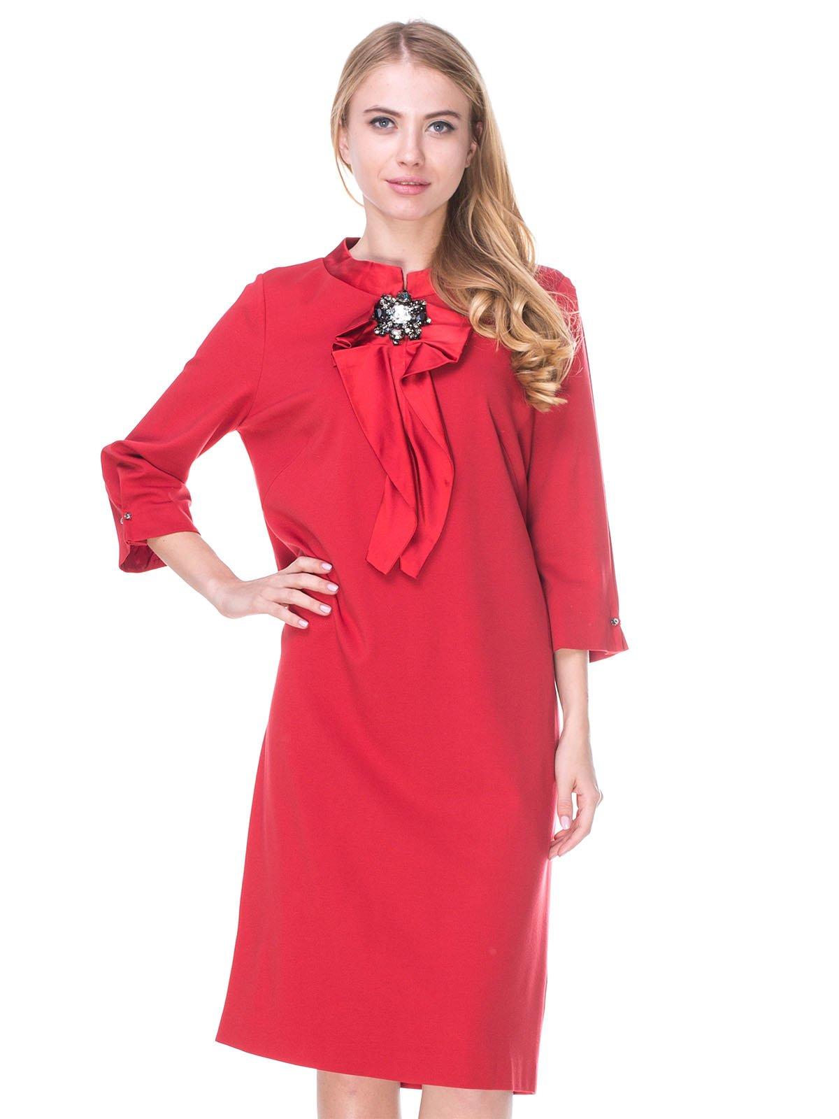 Платье красное | 2640581