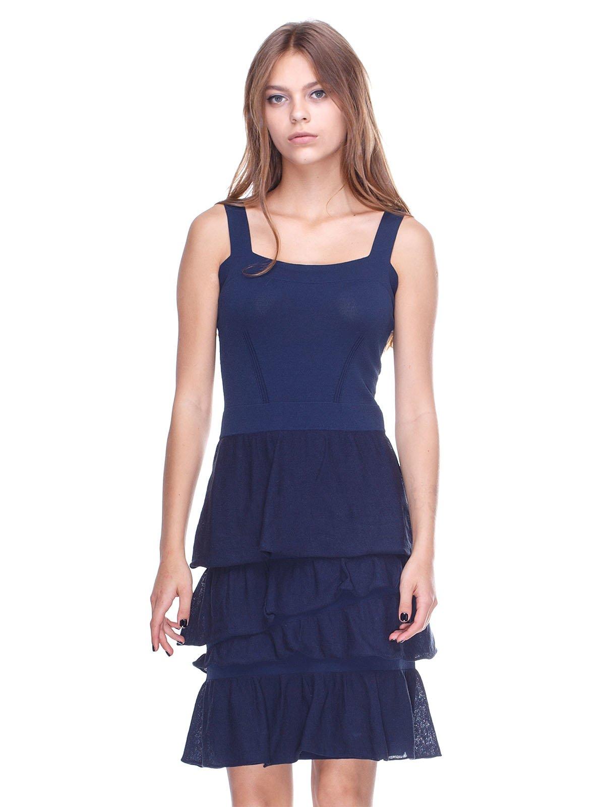 Сукня темно-синя | 2590935