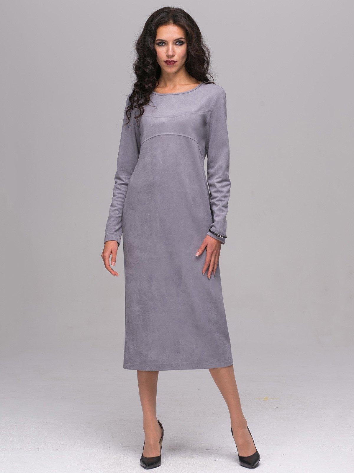 Платье серое | 2689664