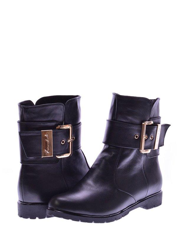 Ботинки черные | 2687404