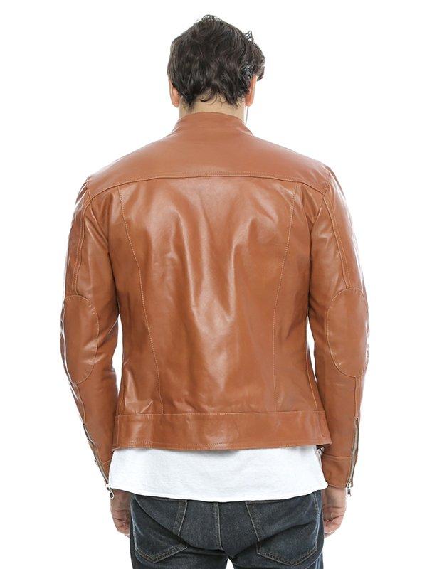 Куртка коричневая | 2701001 | фото 2