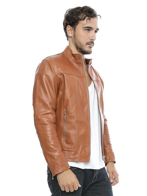 Куртка коричневая | 2701001 | фото 3