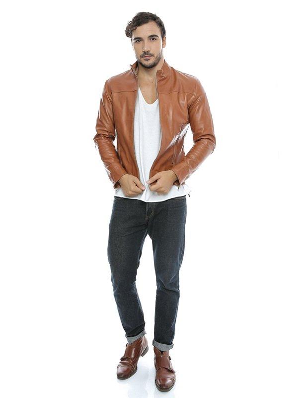 Куртка коричневая | 2701001 | фото 4