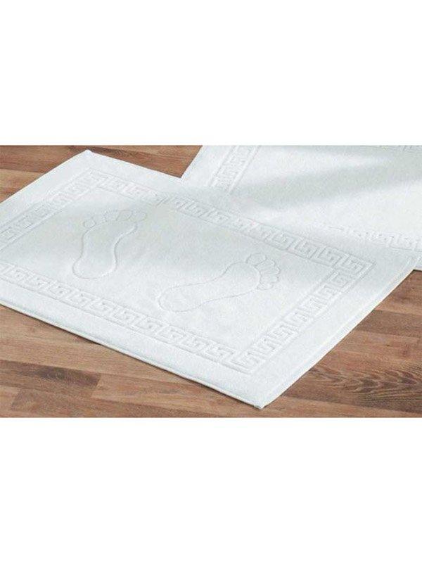 Рушник для ніг білий (50х70 см)   2703968