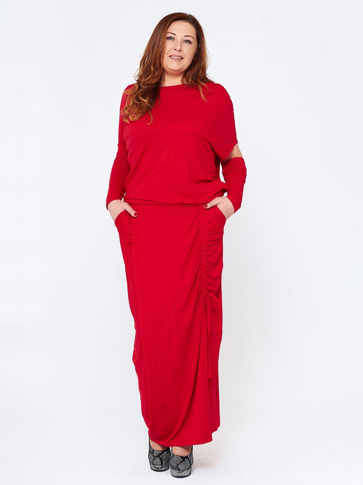 Платье красное | 2714659