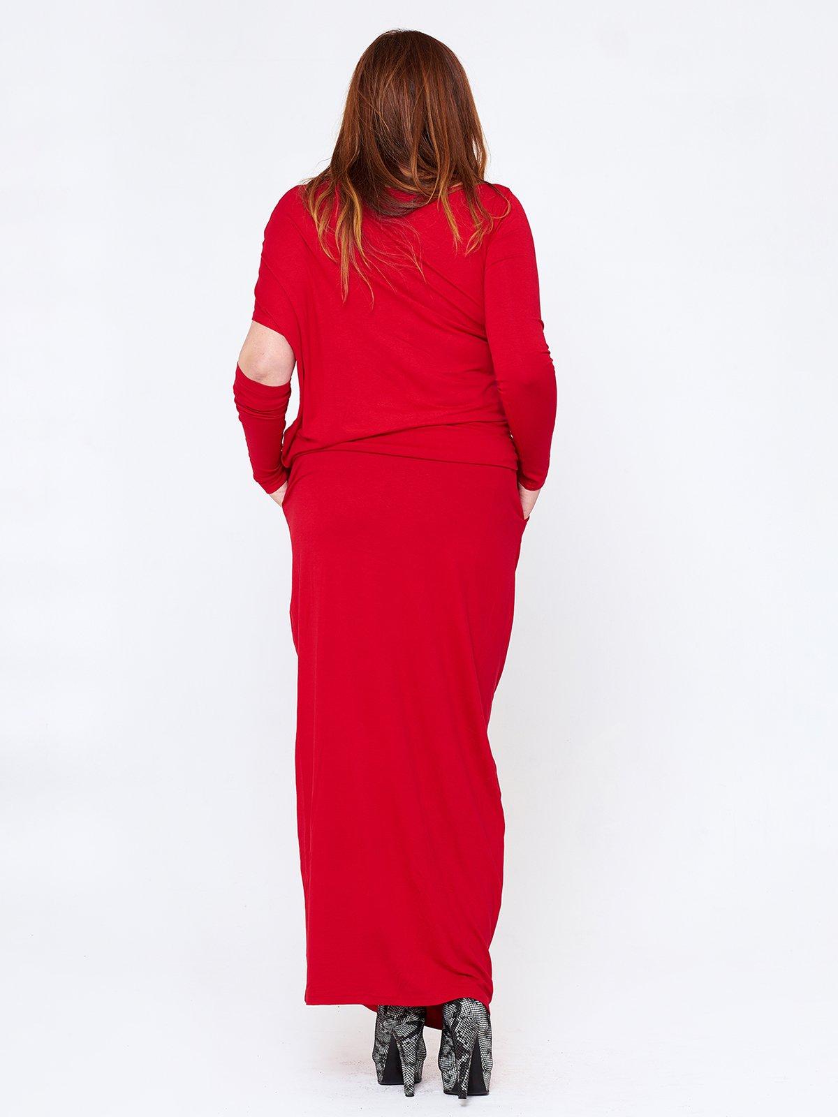 Платье красное | 2714659 | фото 2