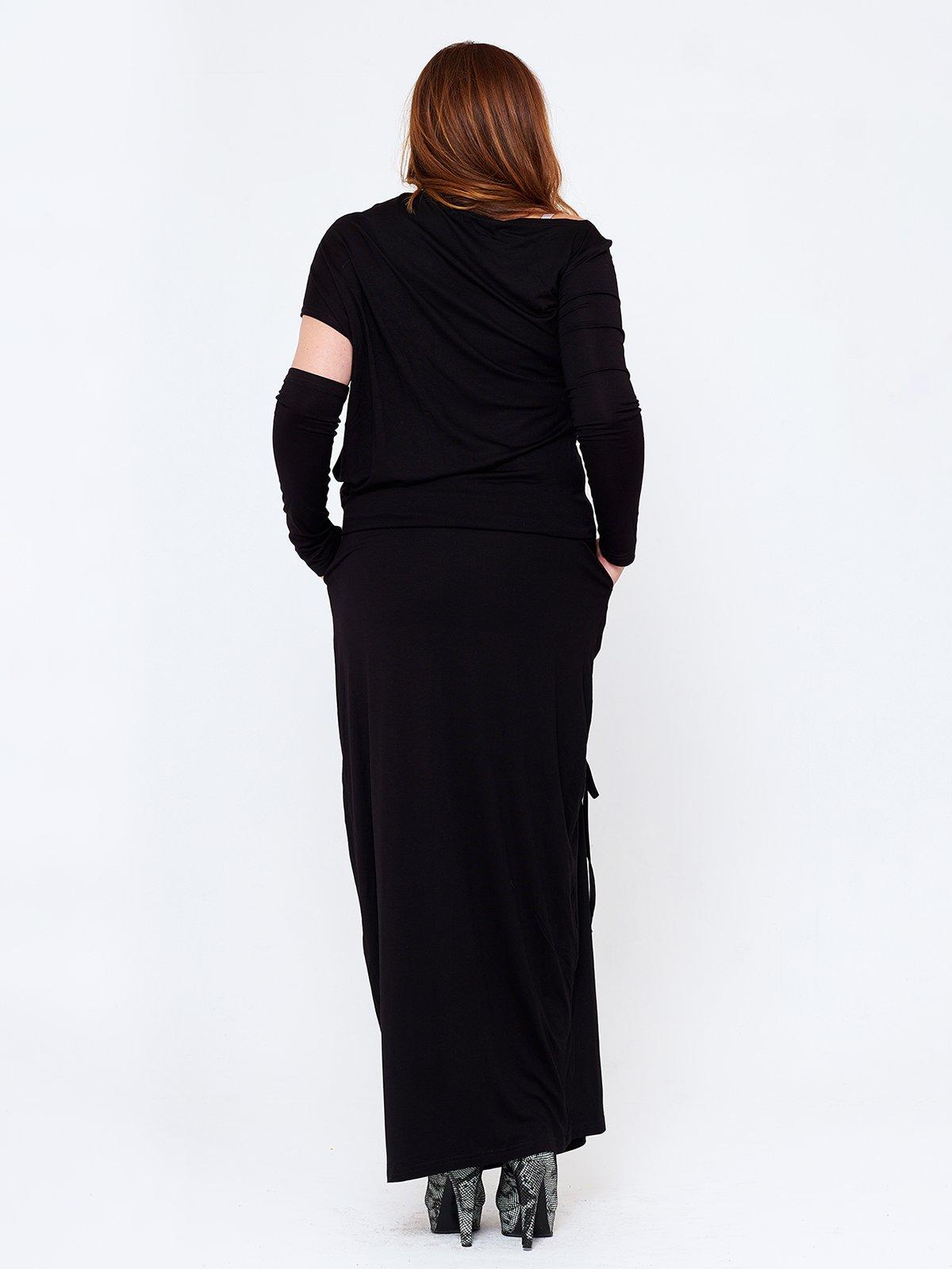 Платье черное | 2714660 | фото 2