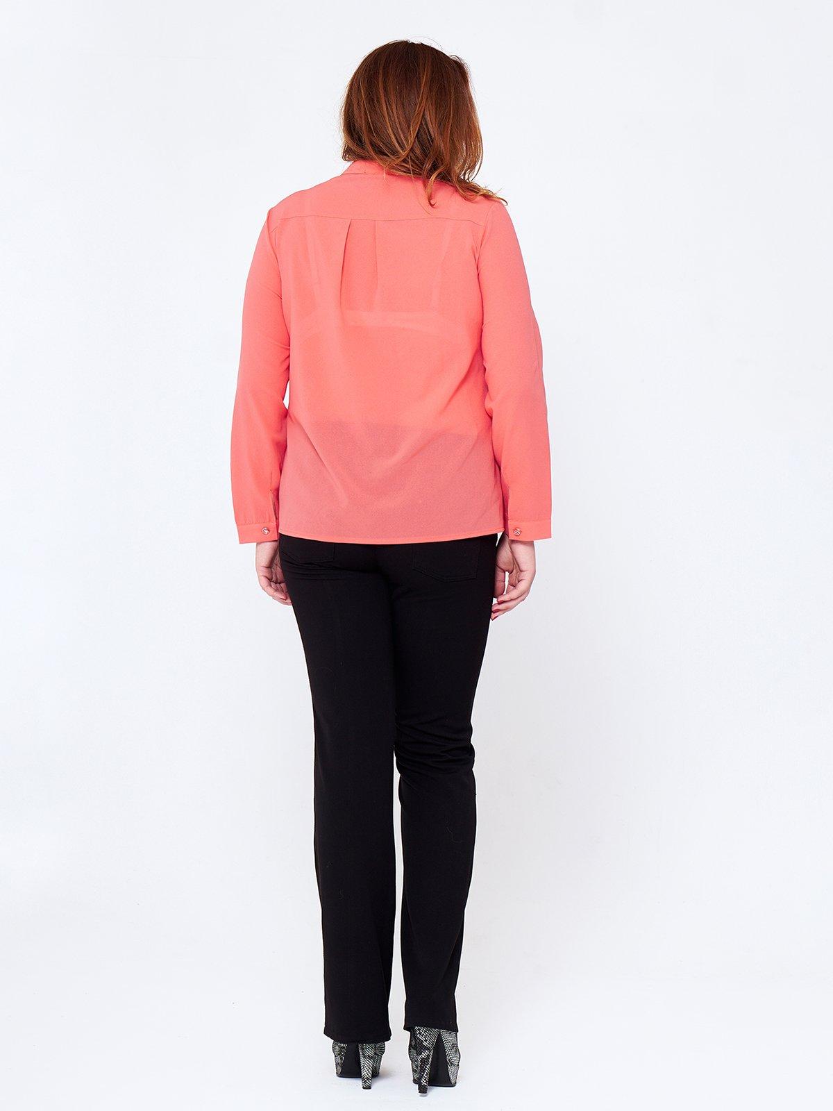 Рубашка коралловая | 2714677 | фото 2