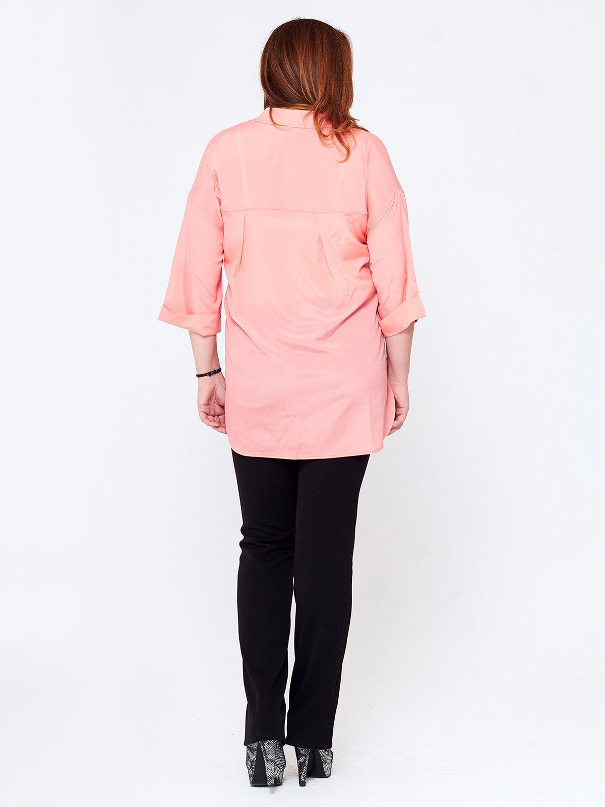 Сорочка персикового кольору | 2714684 | фото 2