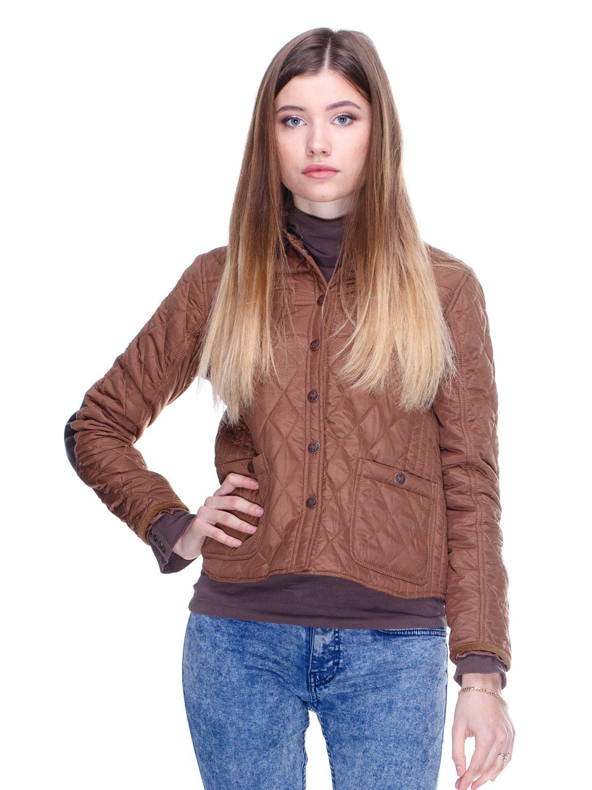 Куртка коричнева | 2705259