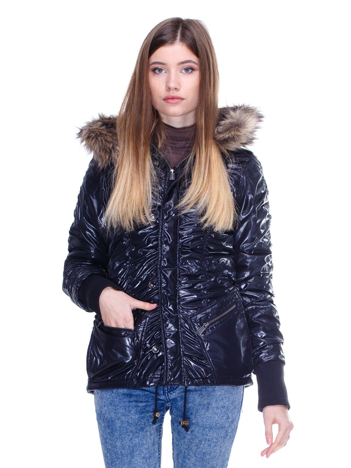 Куртка чорна | 2705245