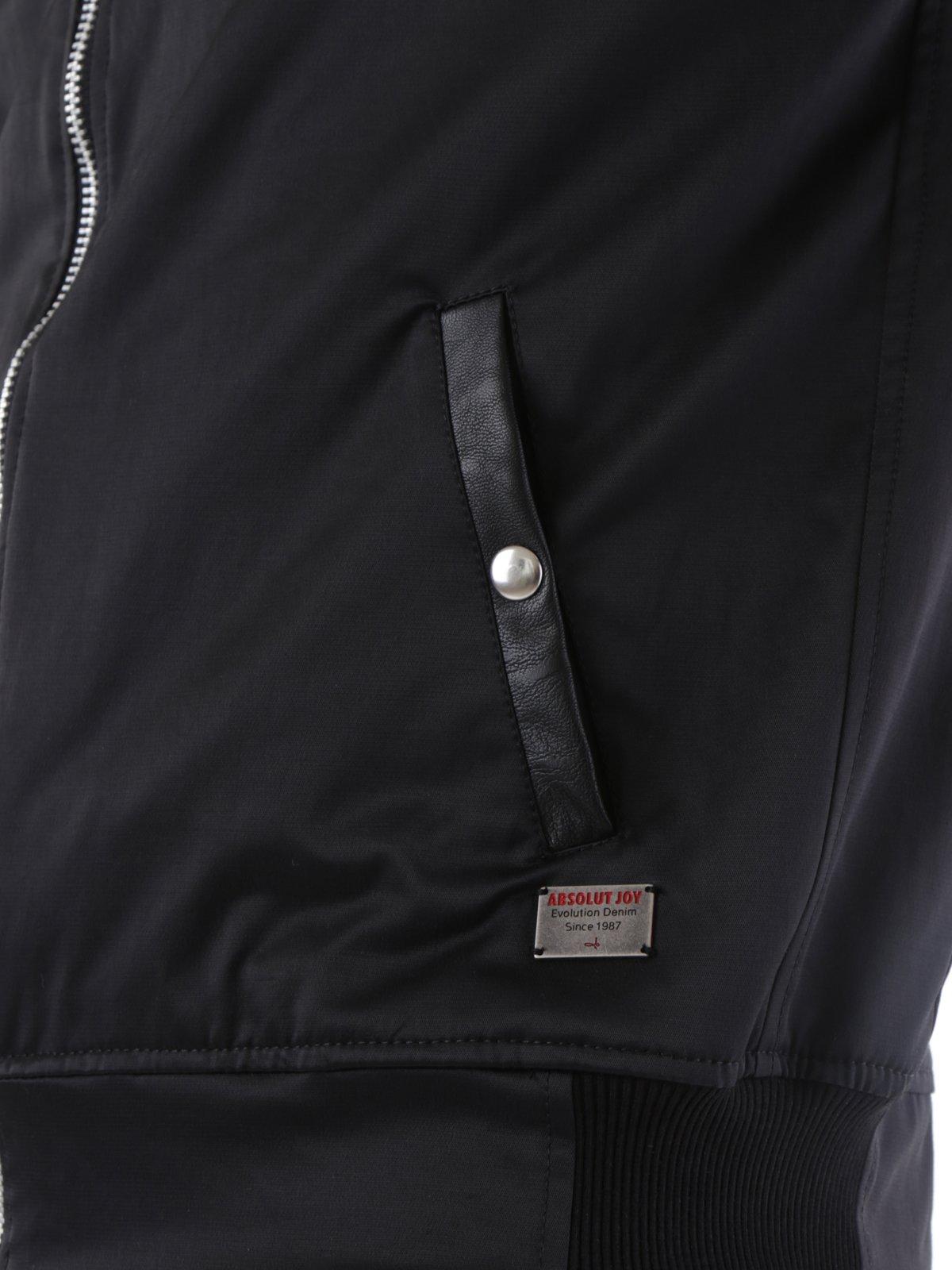 Куртка черная | 2519343 | фото 12
