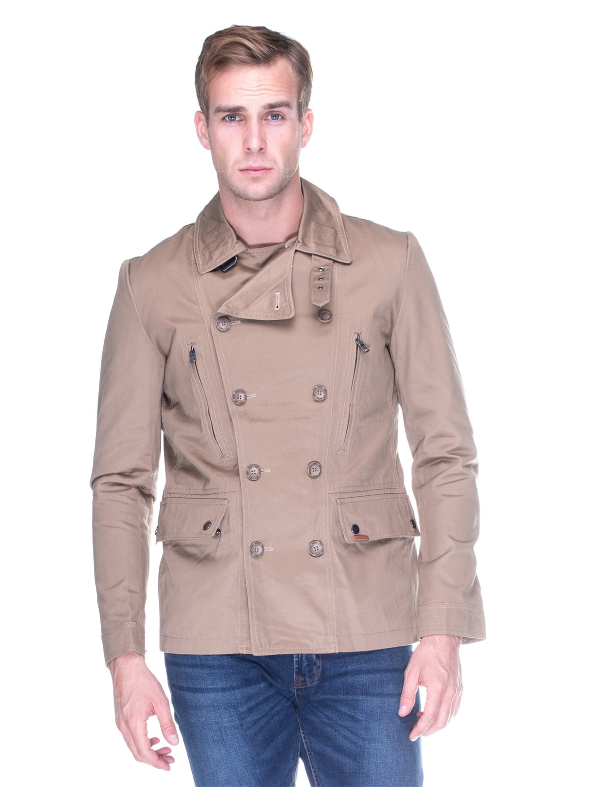 Куртка коричневая   2714555