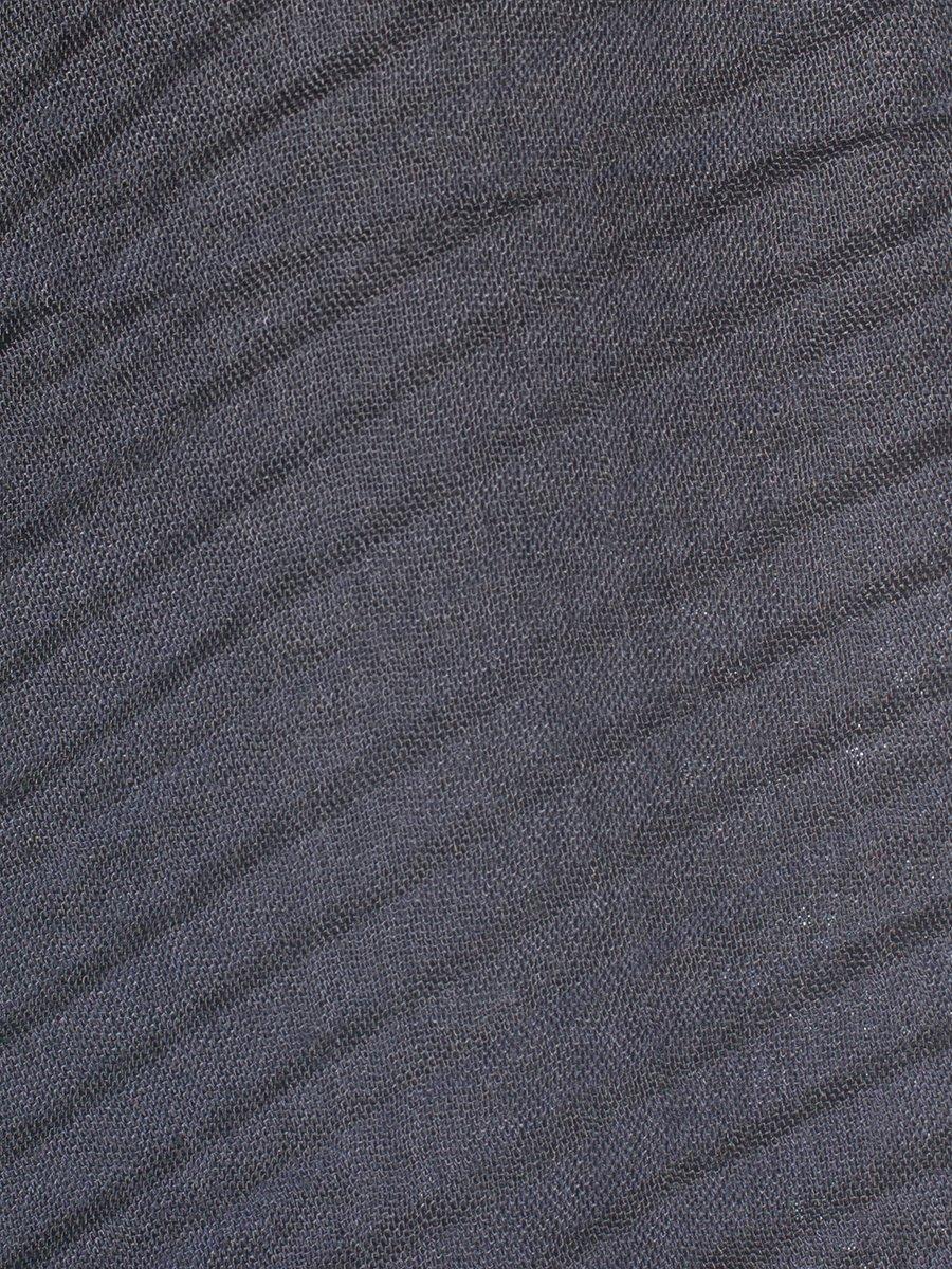 Шарф черный | 2734330 | фото 2
