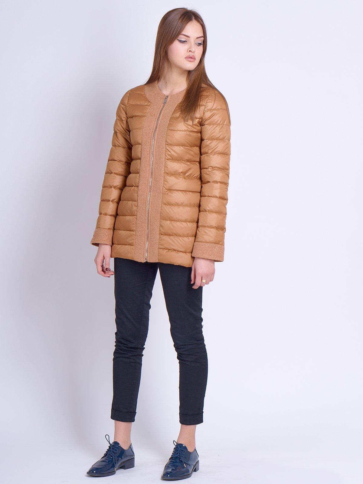 Куртка цвета капучино   2668895