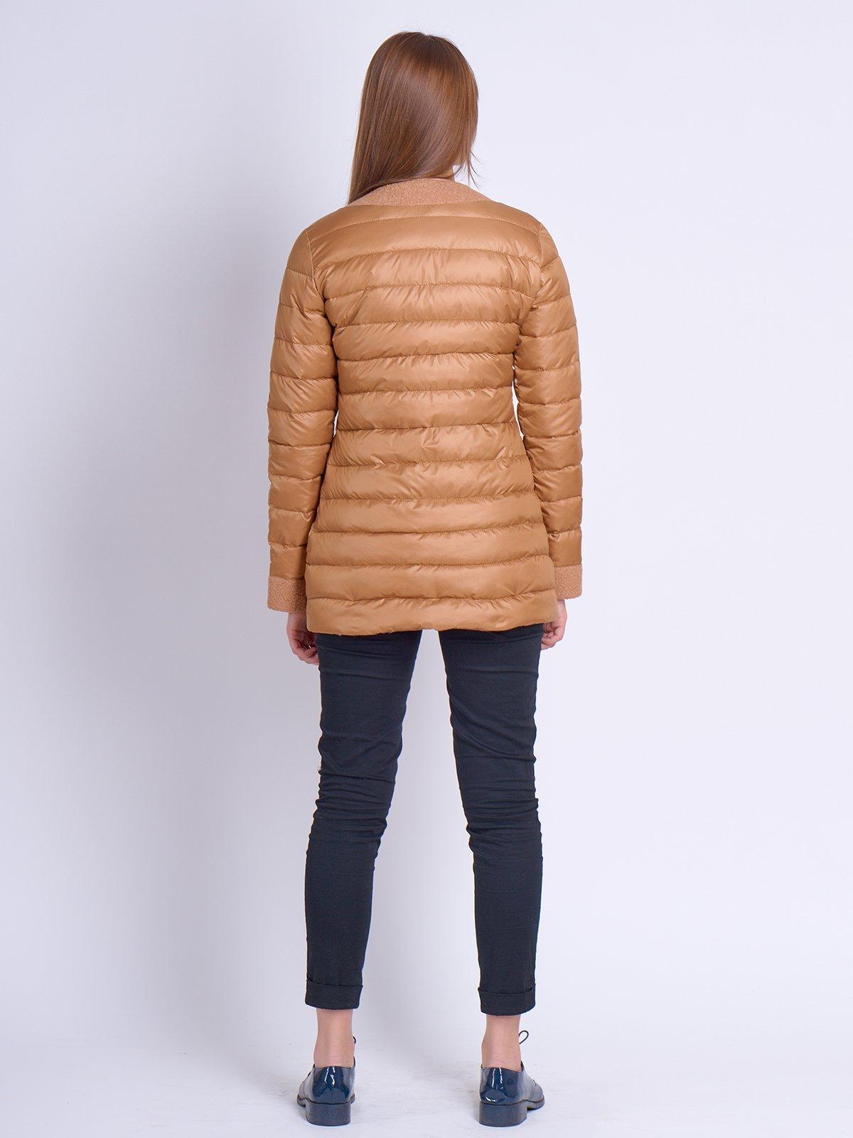 Куртка цвета капучино   2668895   фото 2