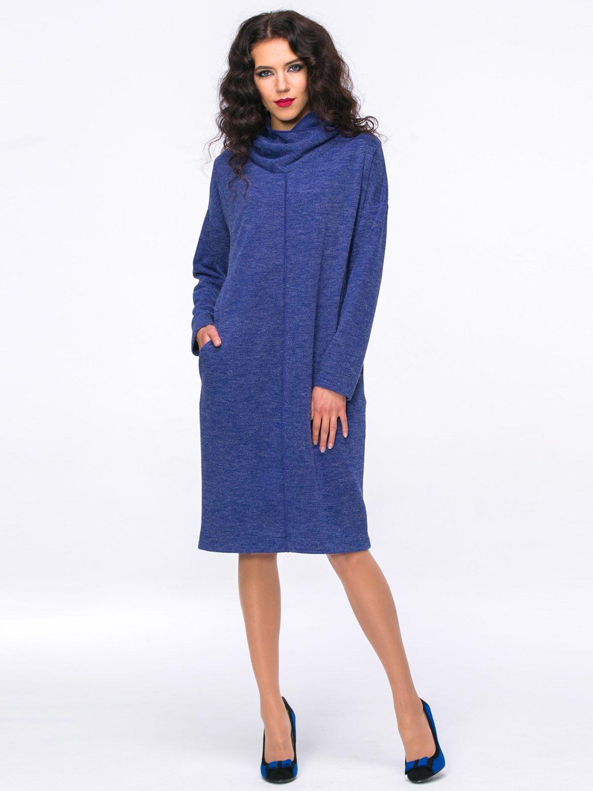 Платье синее | 2725190