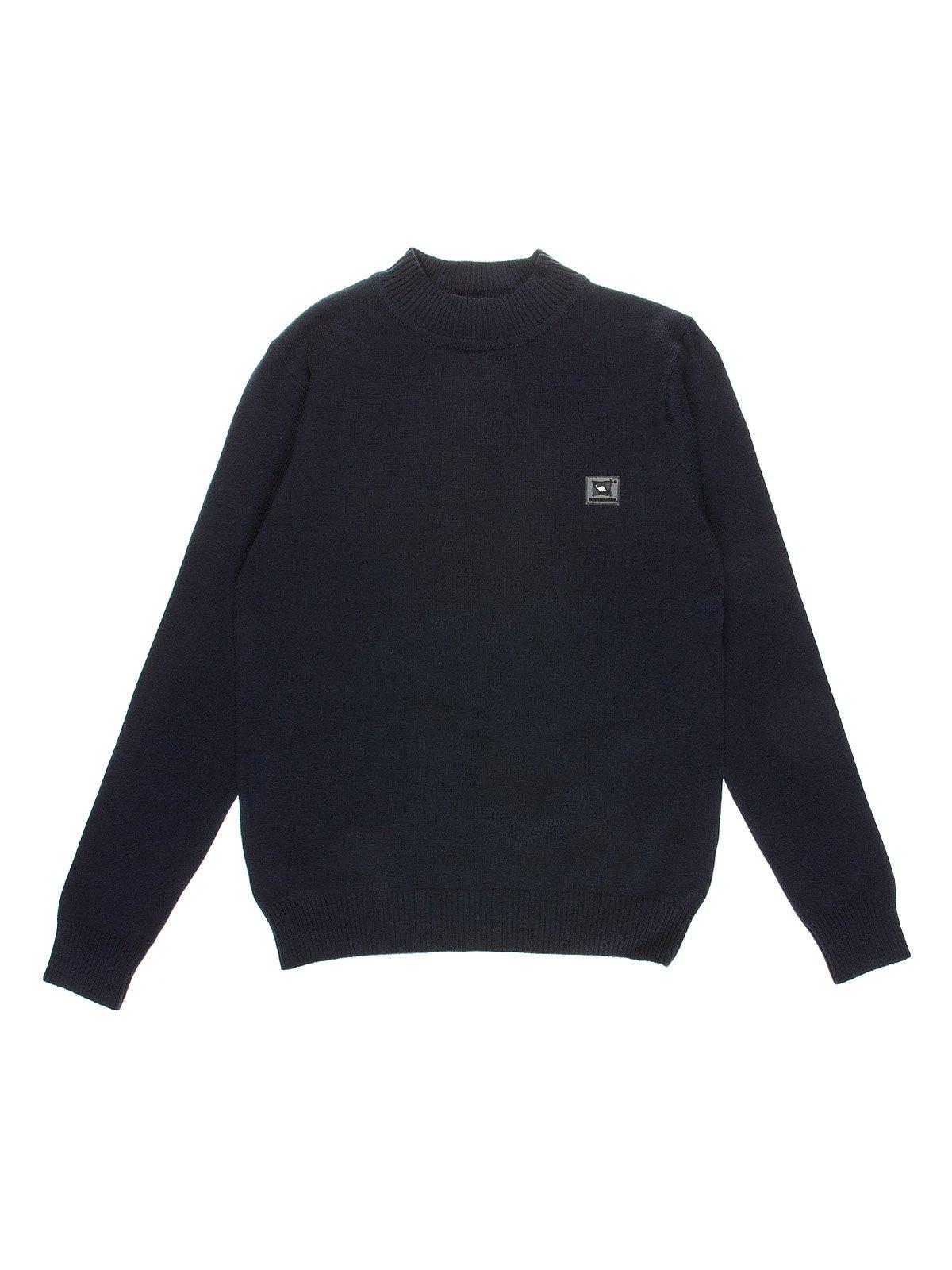 Джемпер темно-синий | 2736524