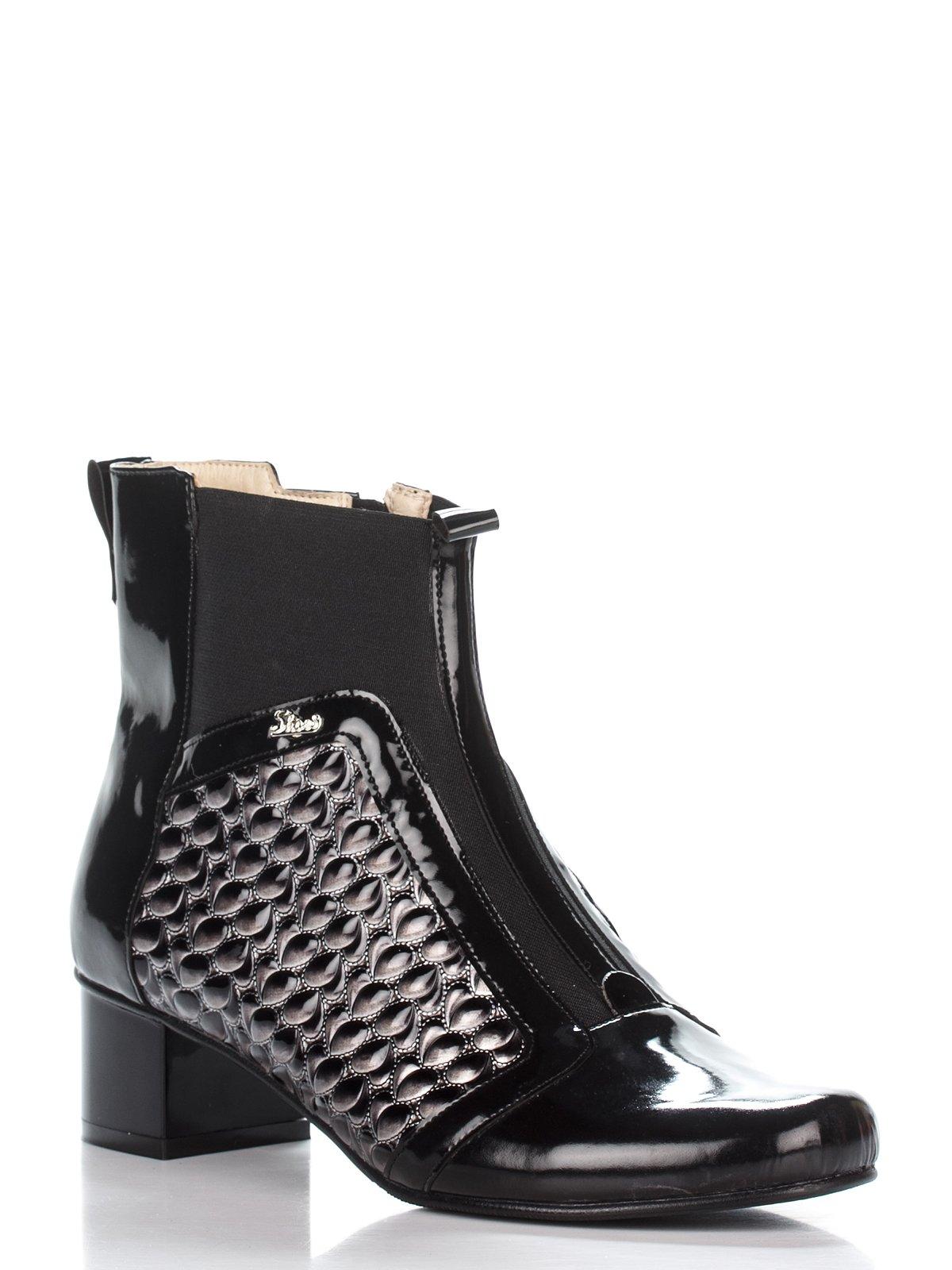 Ботинки черные | 2742739