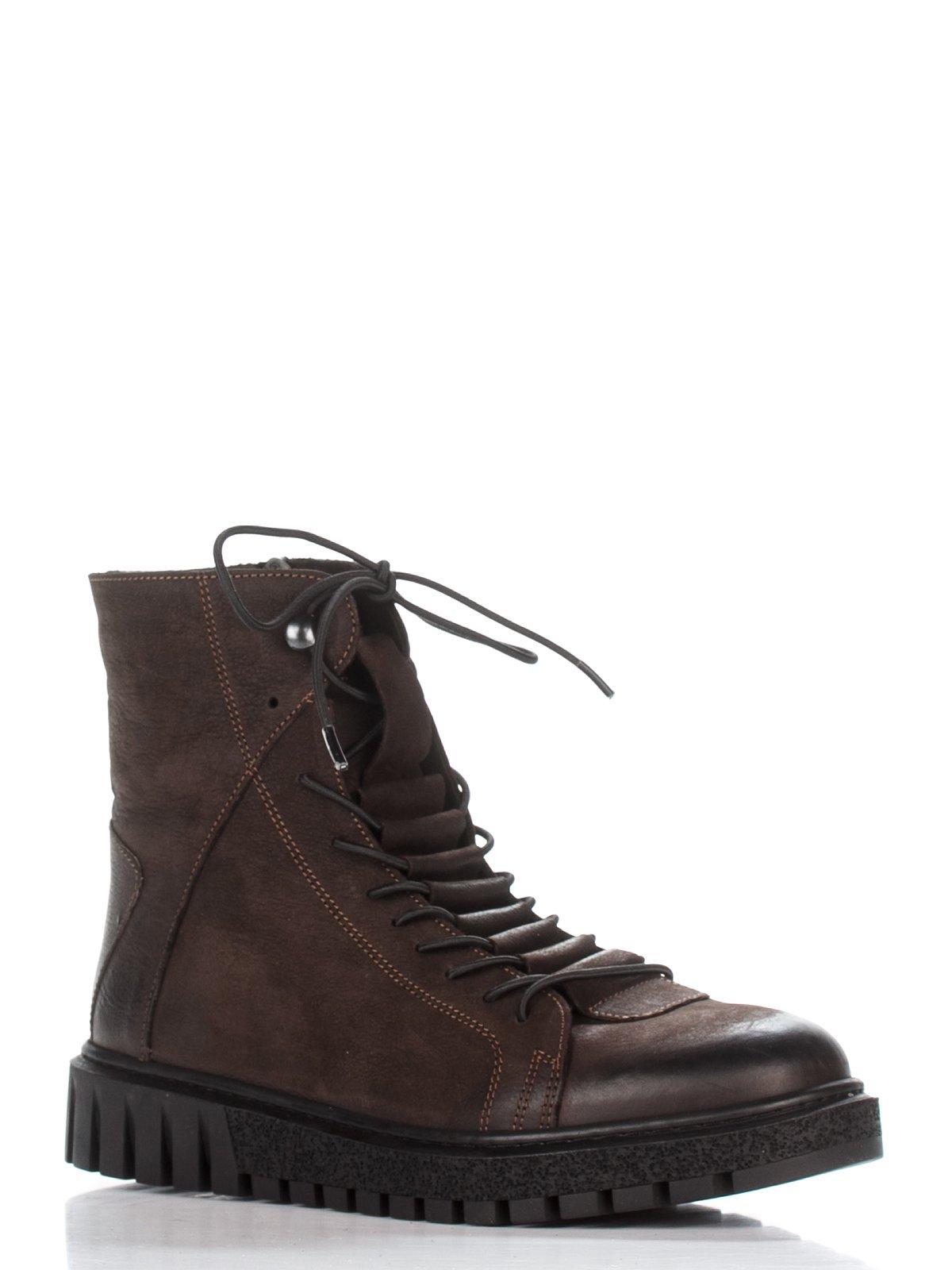 Ботинки коричневые   2742747