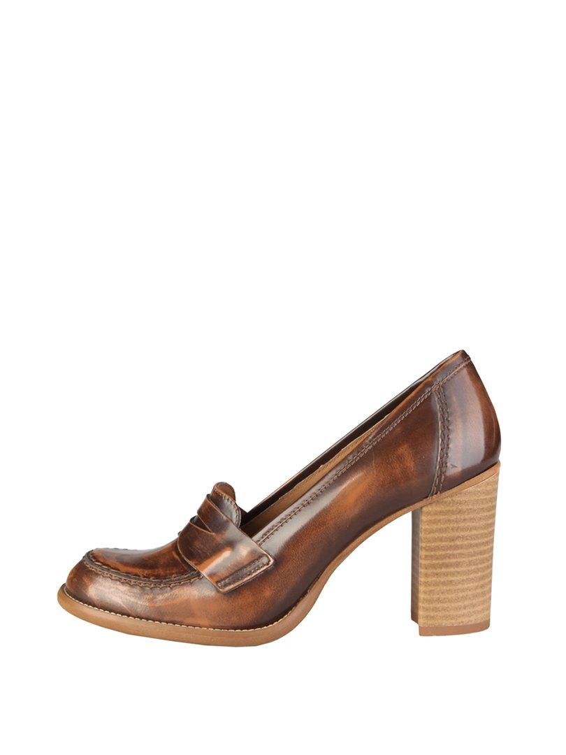 Туфли коричневые   2748352