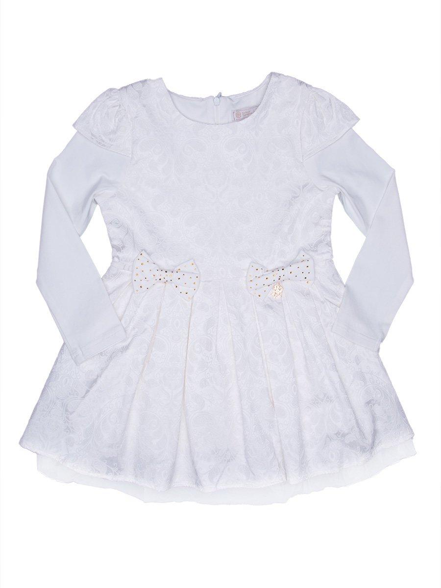 Платье молочного цвета | 2733009