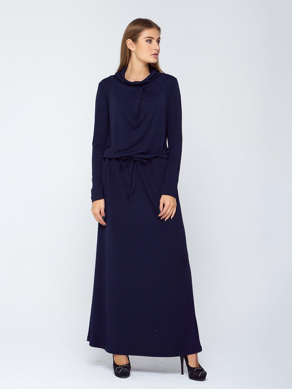 Сукня темно-синя   2755555