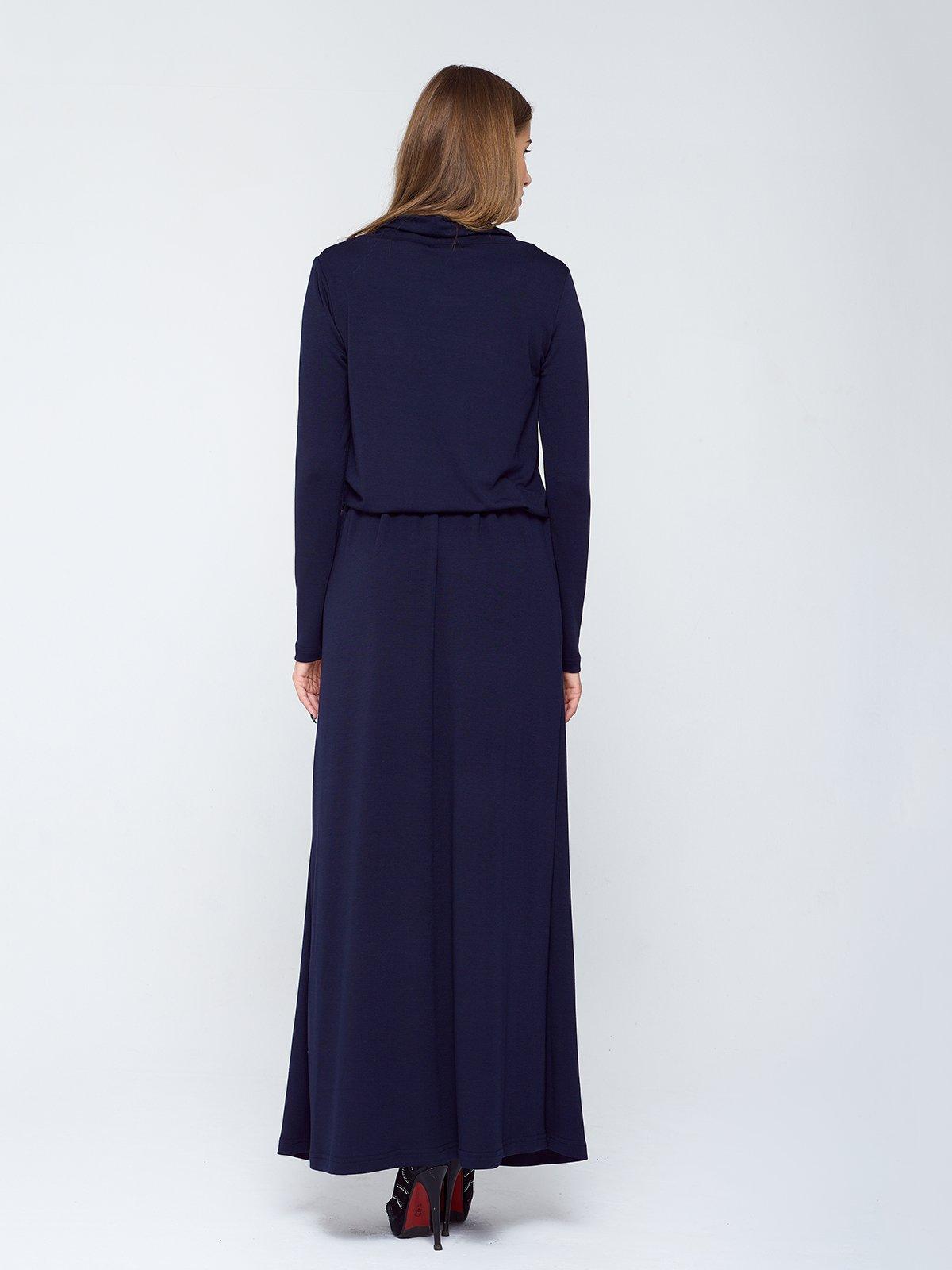 Сукня темно-синя   2755555   фото 2