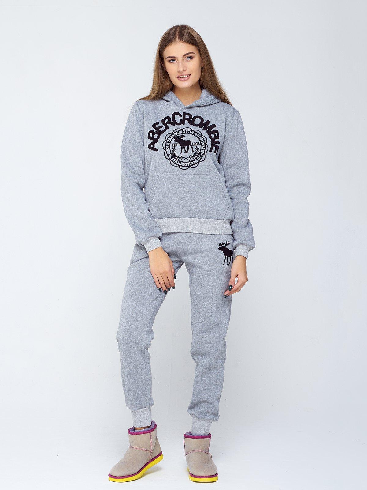 Костюм: худи и брюки | 2755562