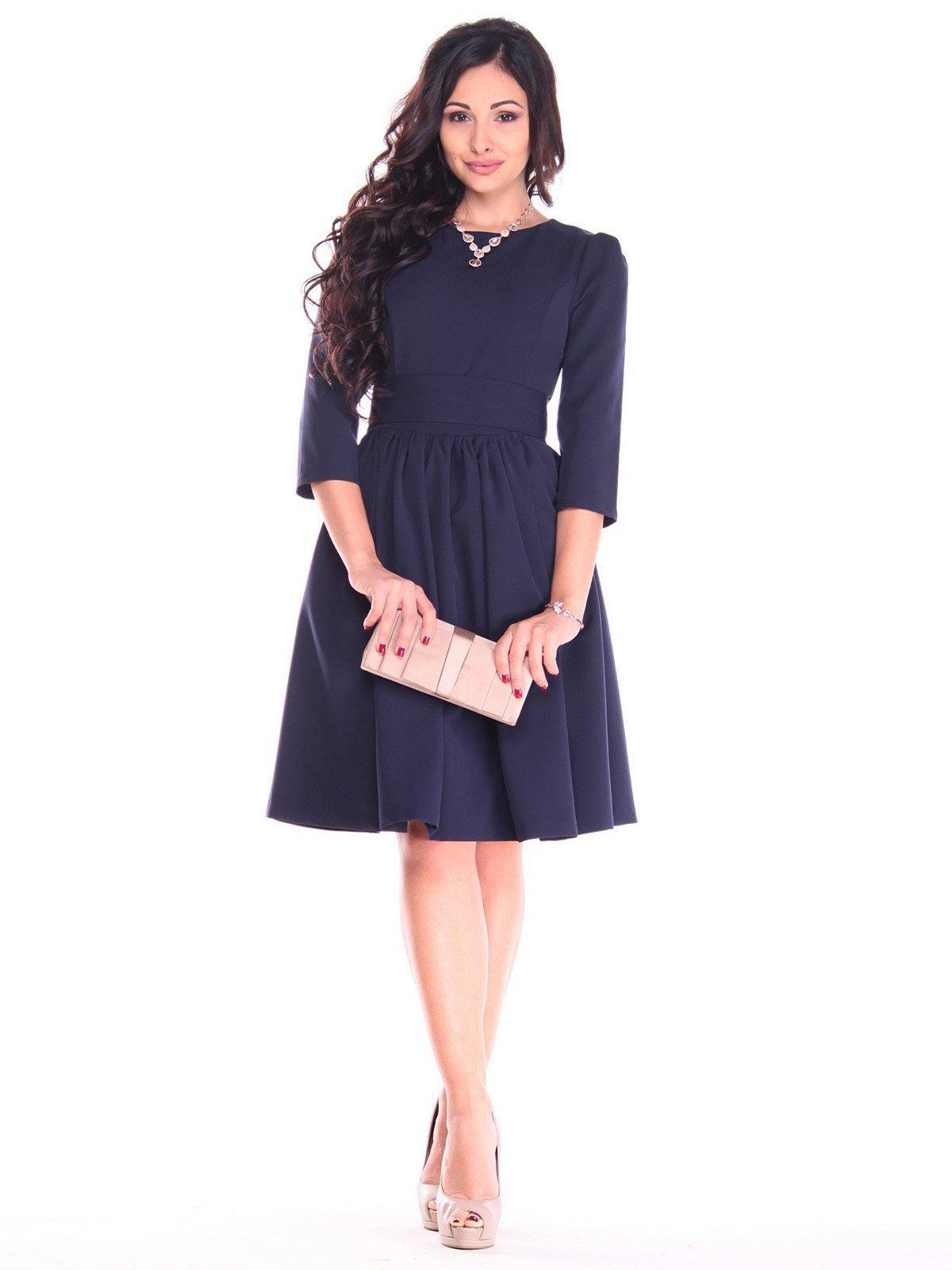 Сукня темно-синя | 2757817