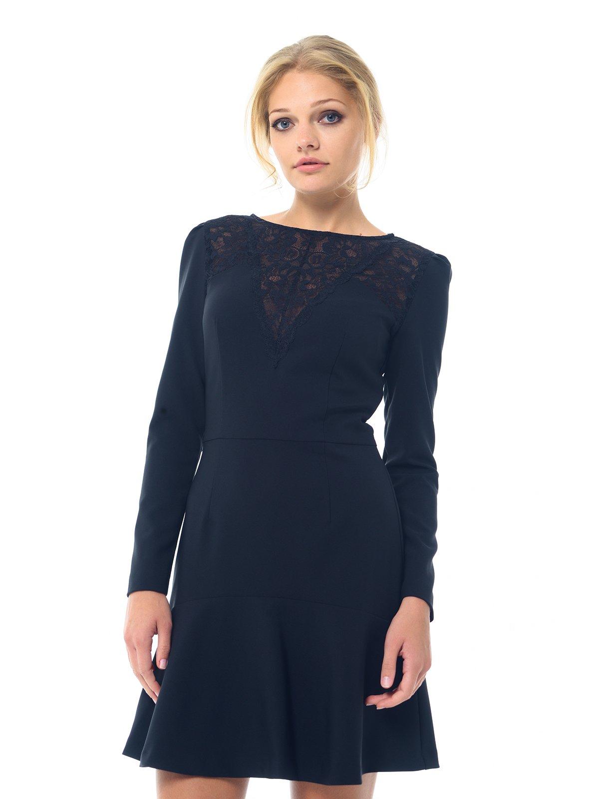 Платье черное | 2754875