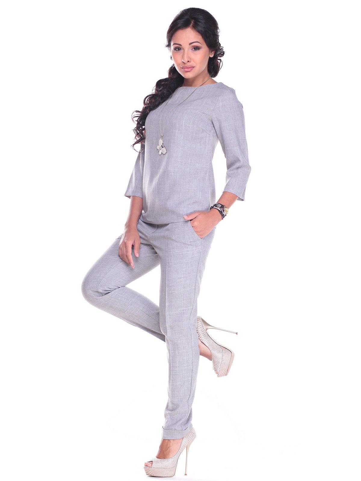 Костюм: блуза і штани | 2416238