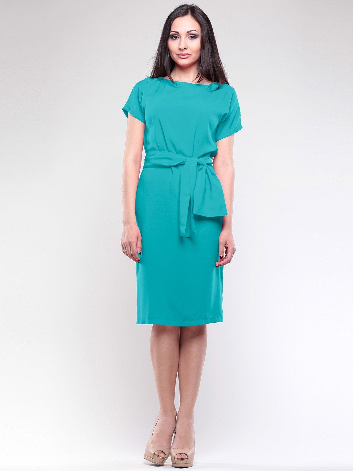 Сукня бірюзова | 2689769