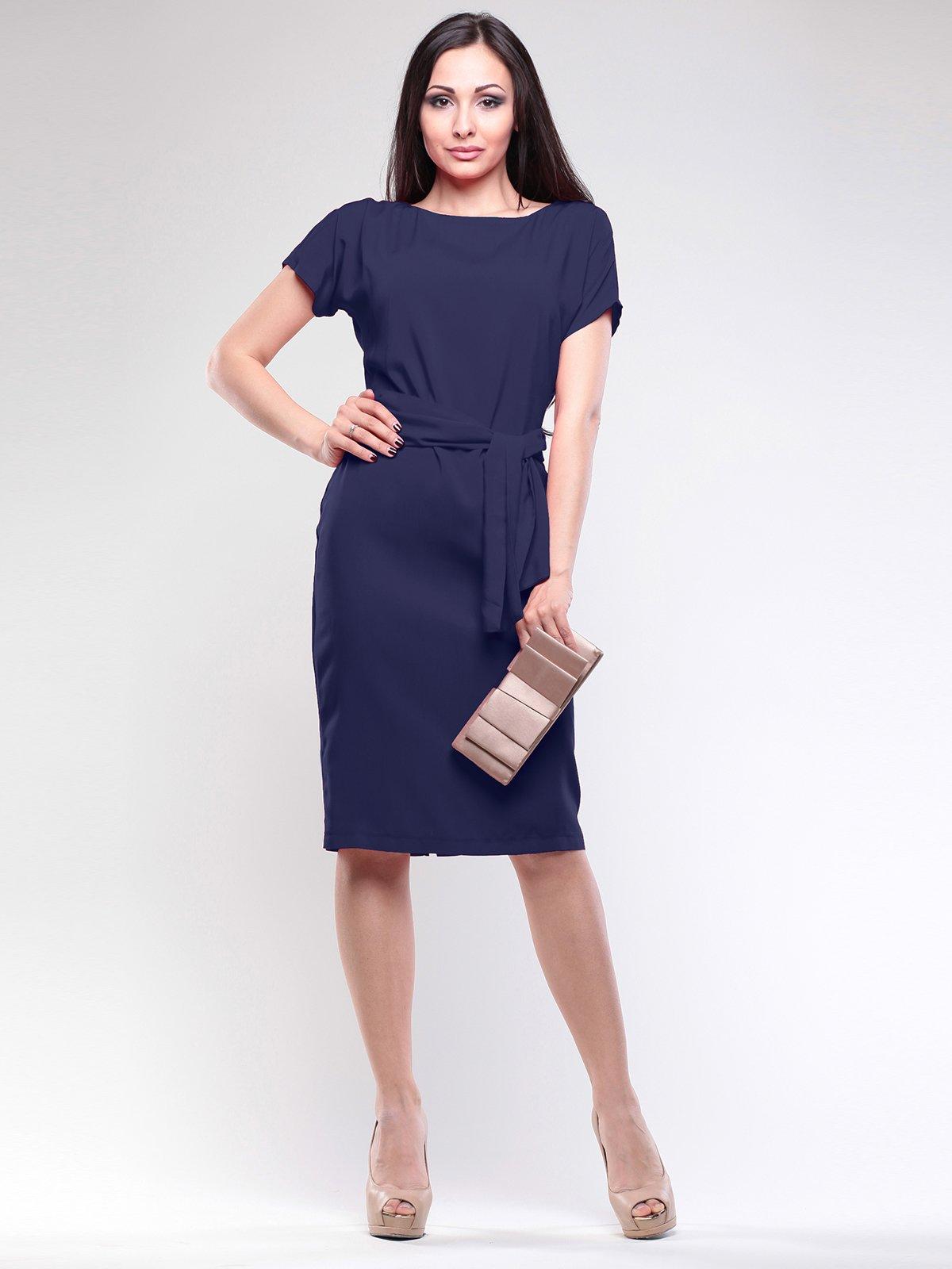 Сукня темно-синя   2689770