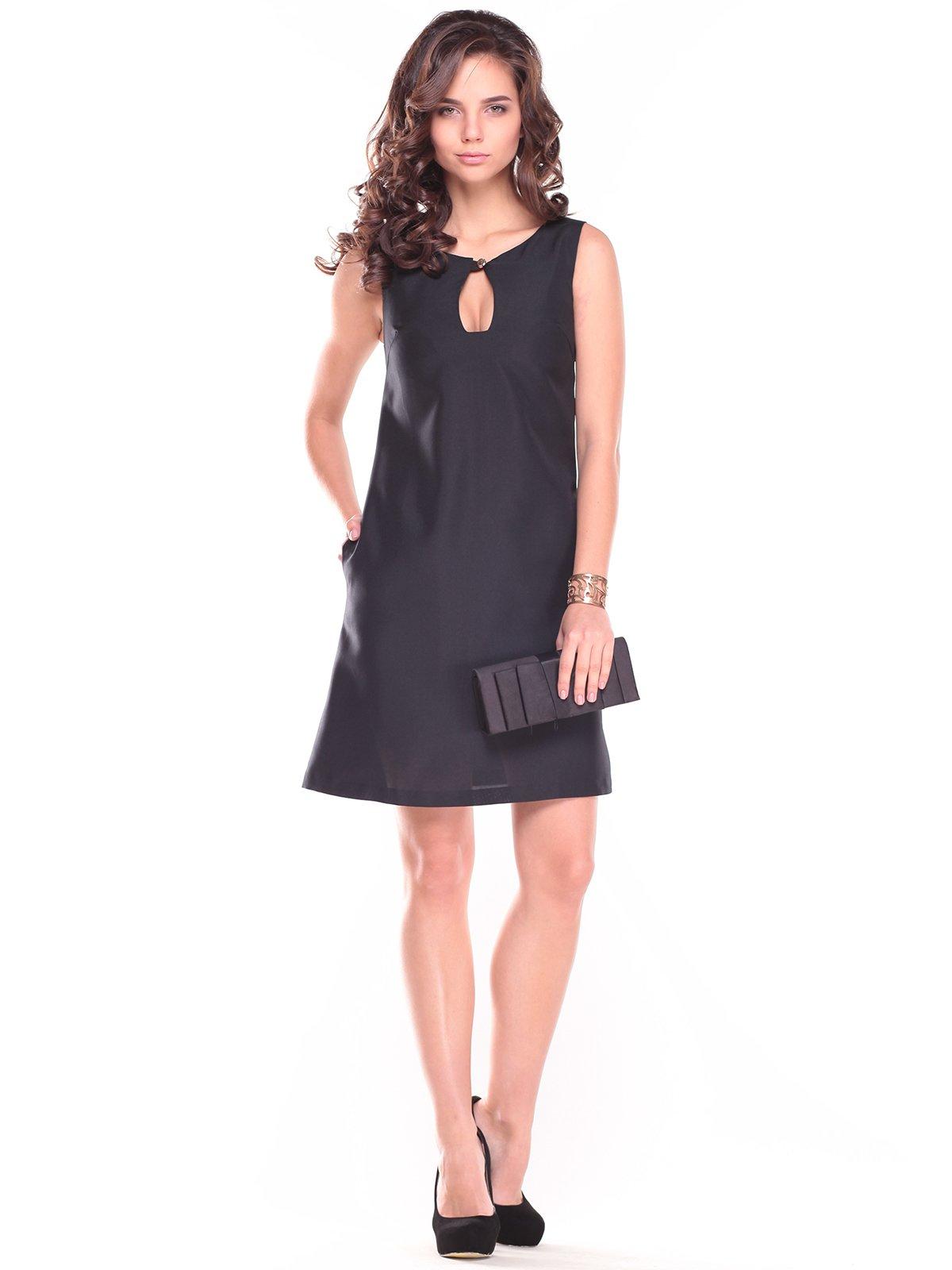Платье черное | 2724063