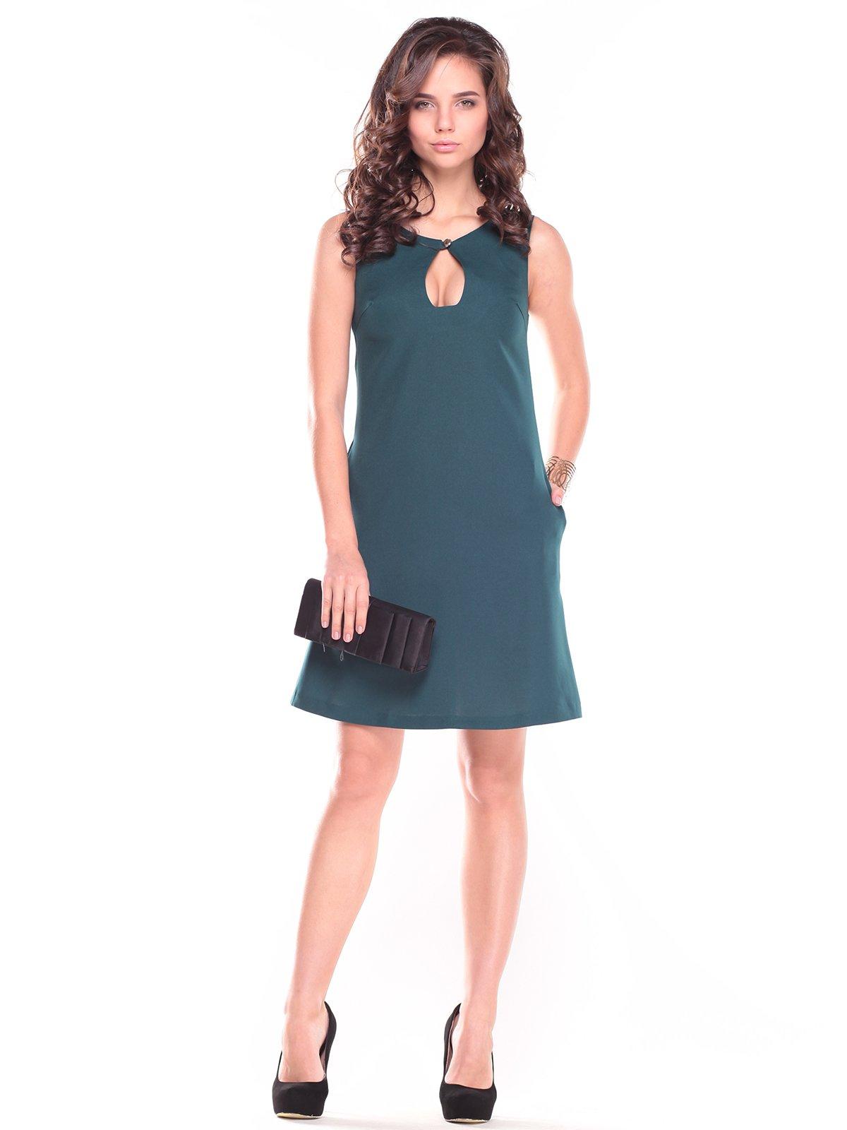 Сукня темно-смарагдова   2724064