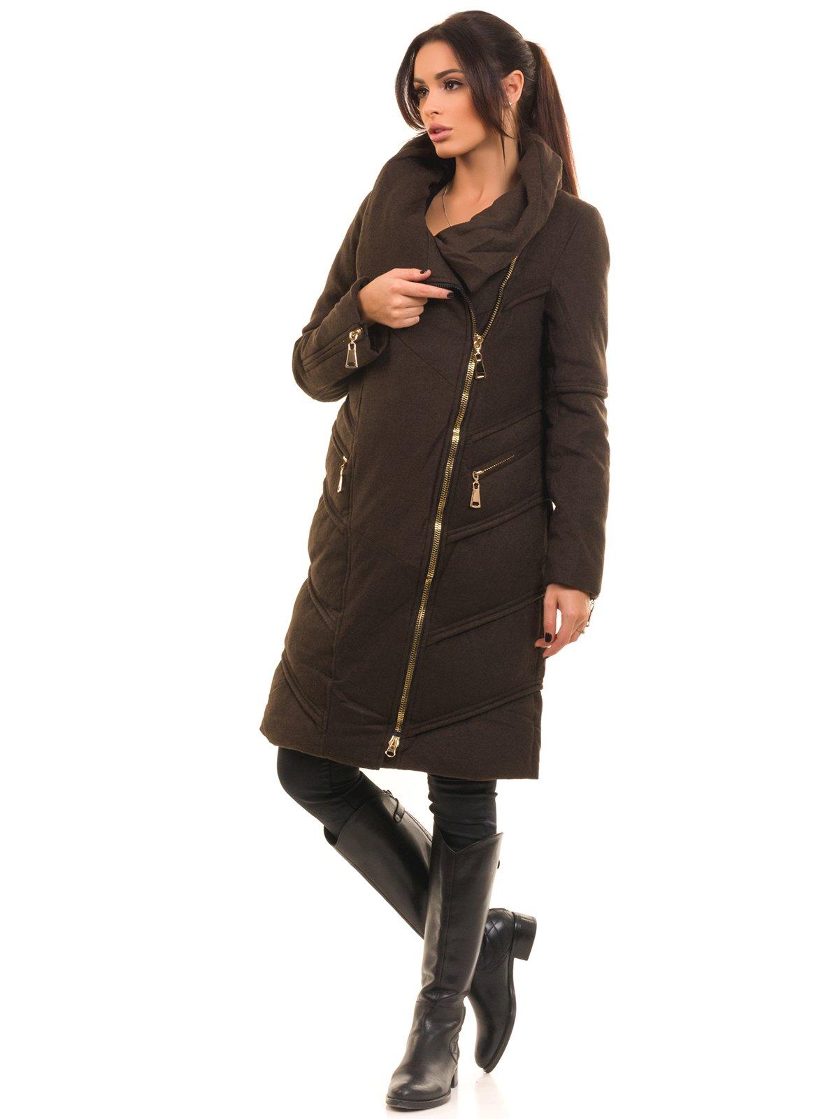 Пальто коричневое | 2769495