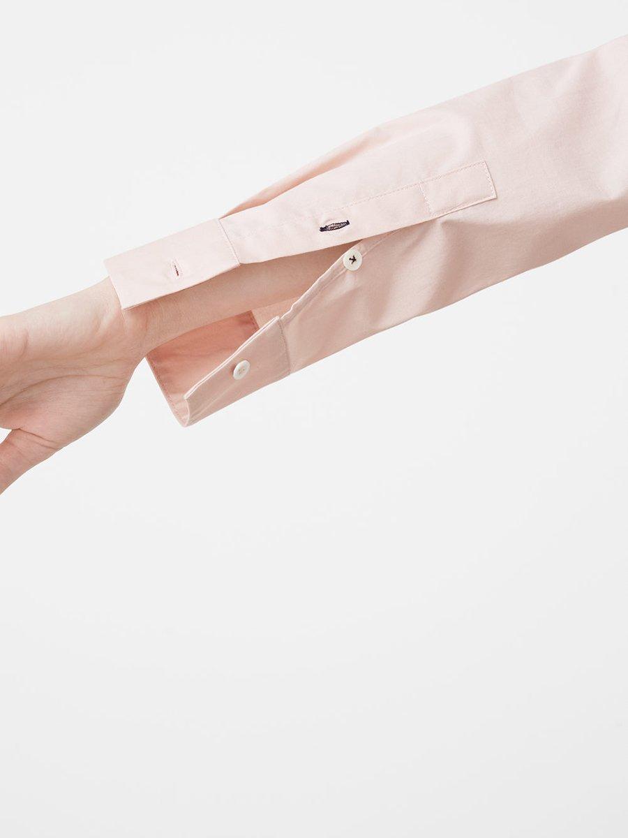Блуза светло-розовая | 2687426 | фото 4