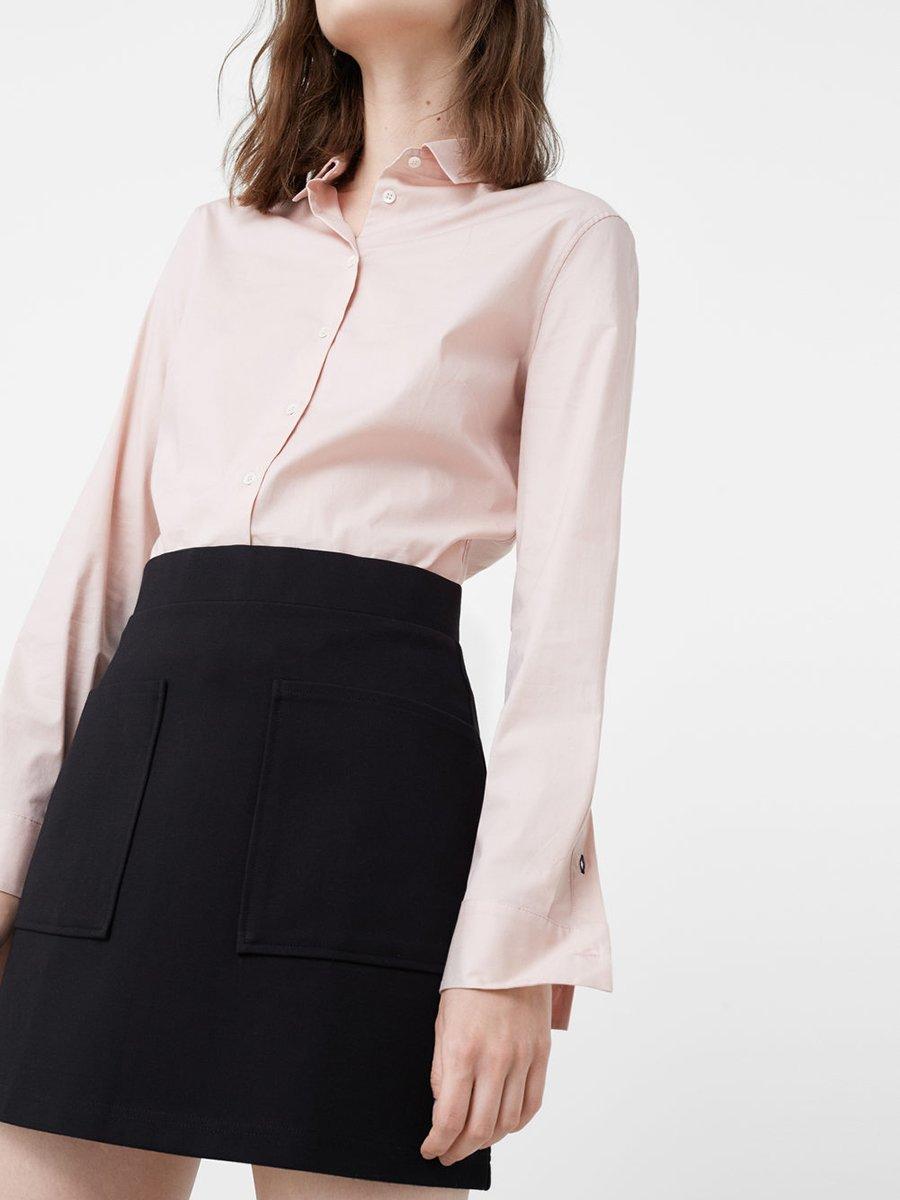 Блуза светло-розовая | 2687426 | фото 2