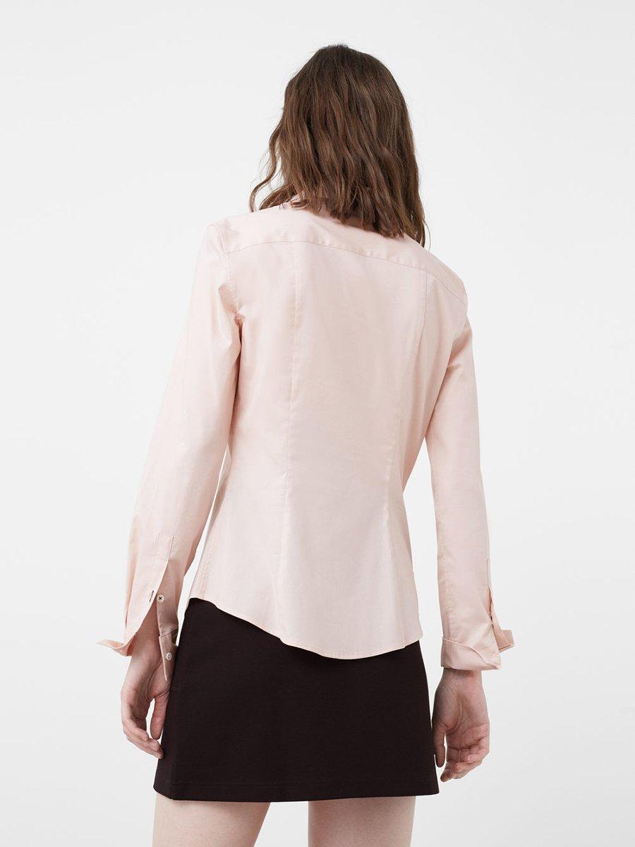 Блуза светло-розовая | 2687426 | фото 3