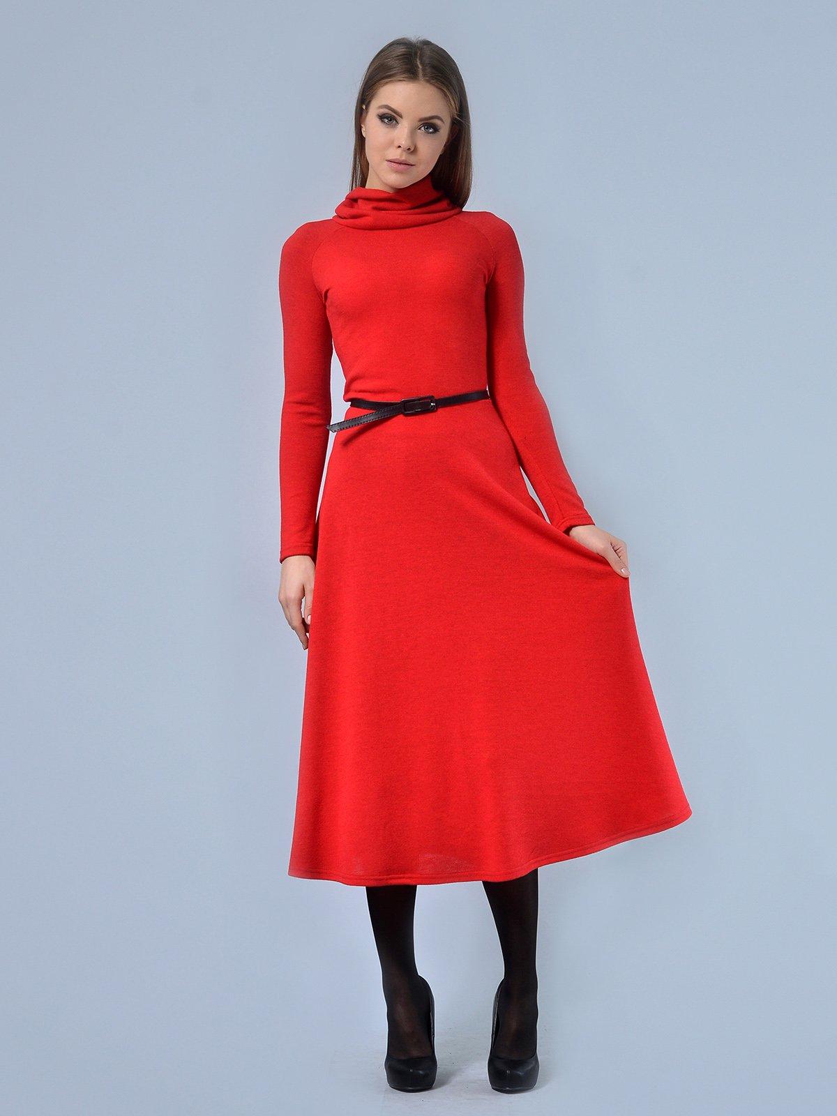 Платье красное | 2771479 | фото 2