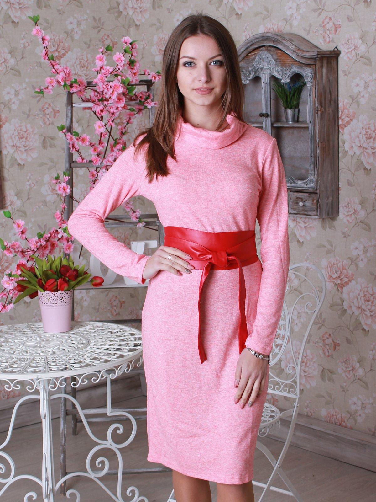 Платье розовое | 2783004