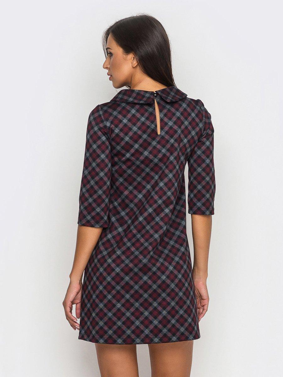 Платье клетчатое | 2789201 | фото 2