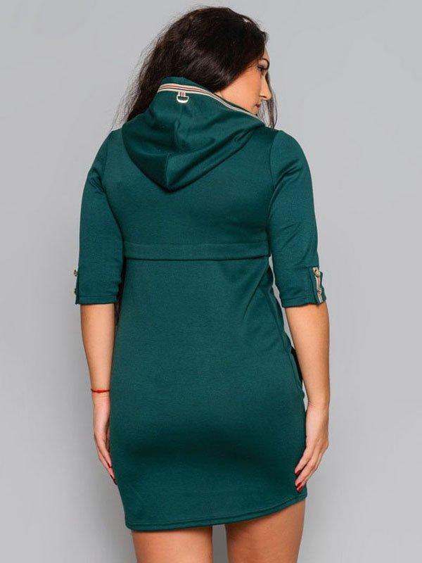 Платье зеленое | 2789219 | фото 2