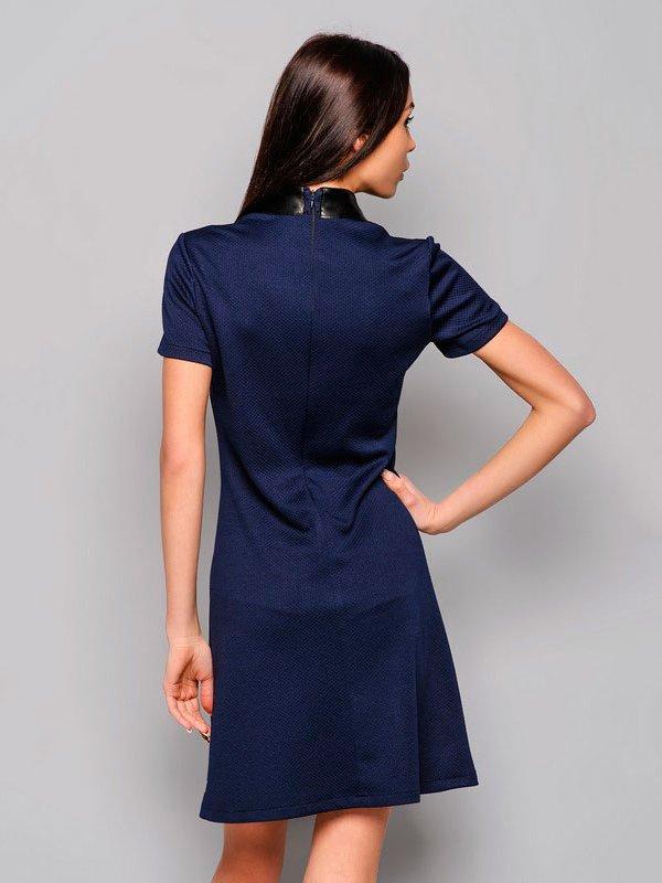 Платье синее | 2789241 | фото 2