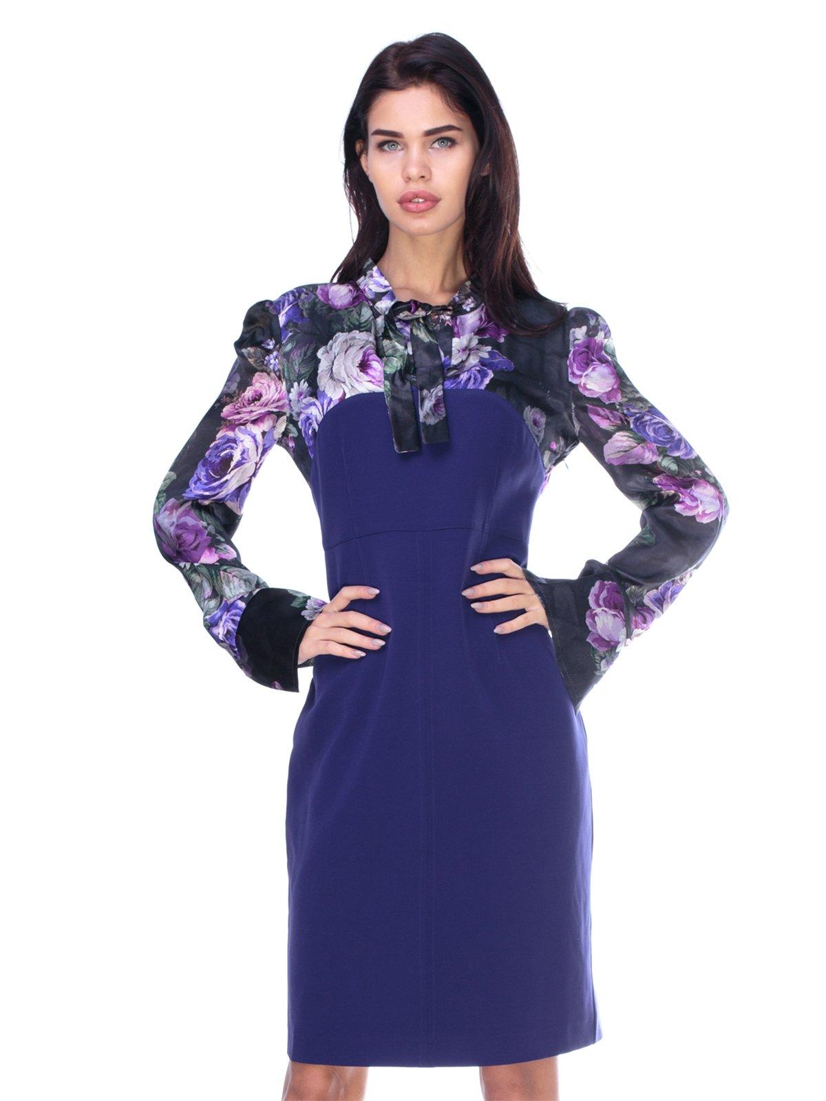 Платье фиолетовое | 2787016