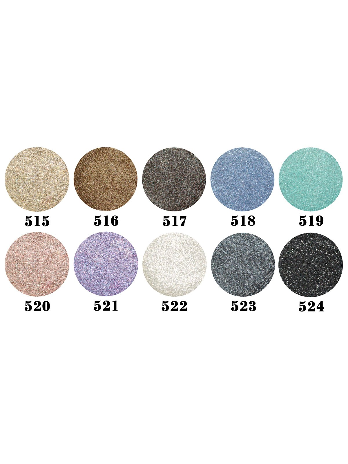 Тени для век My Colour - №518 (2,5 г) | 2819213