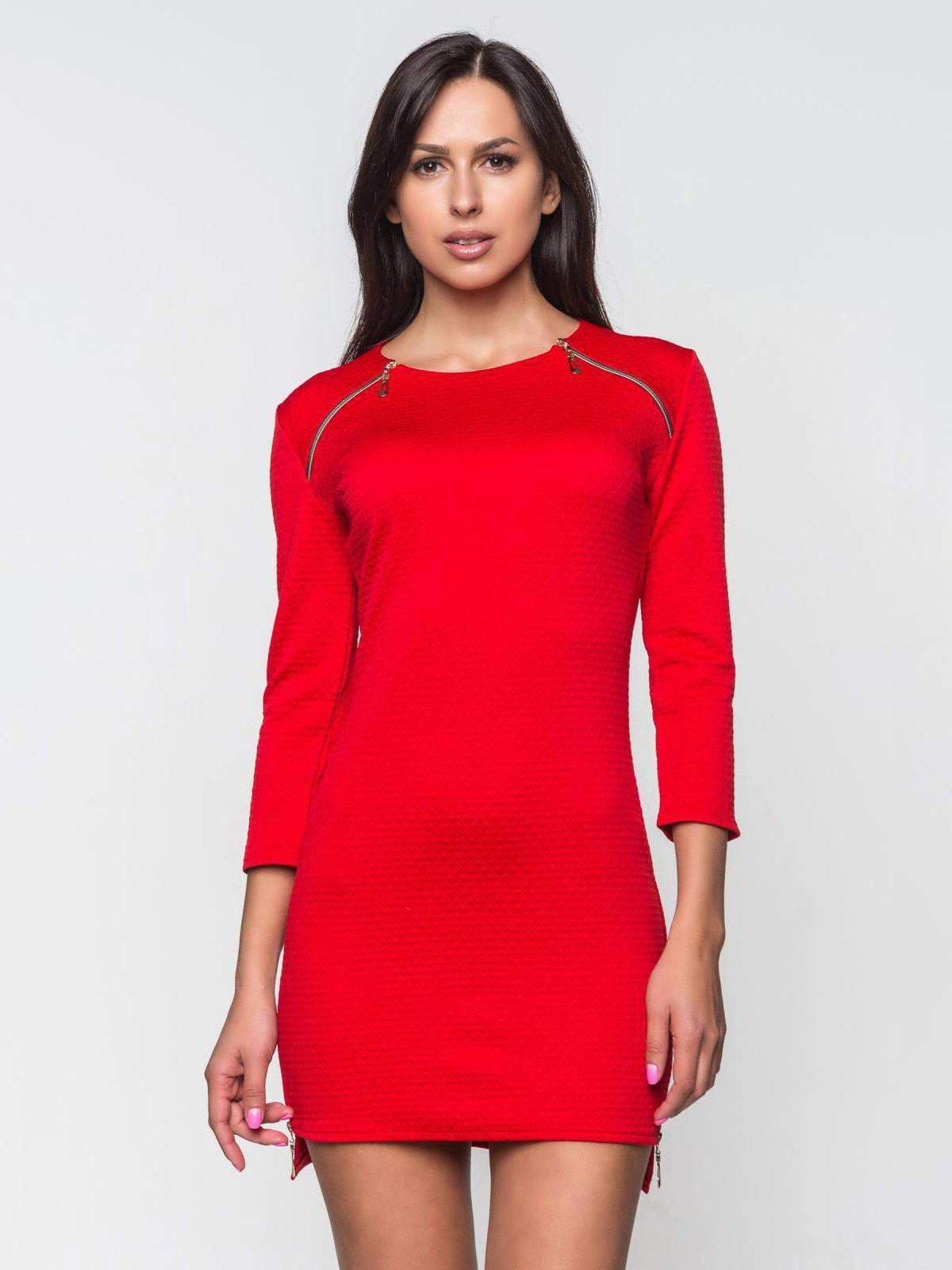 Платье красное   2789355