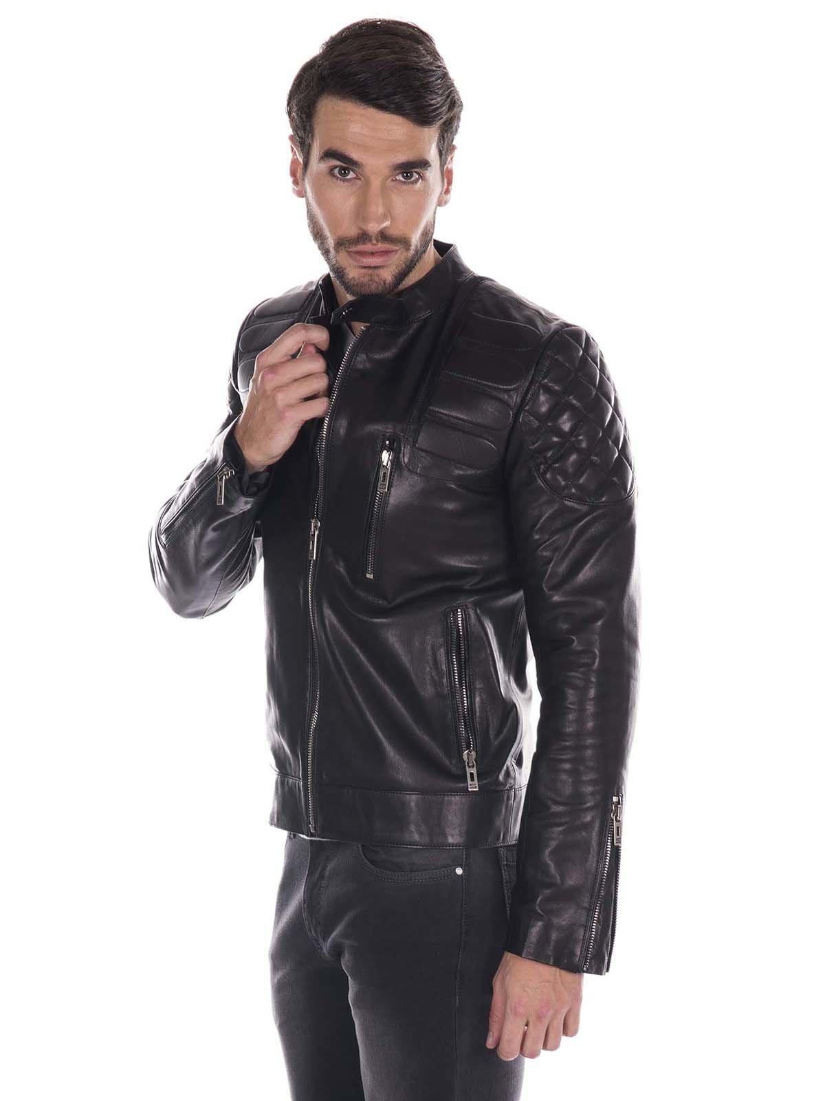 Куртка черная | 2527990 | фото 4