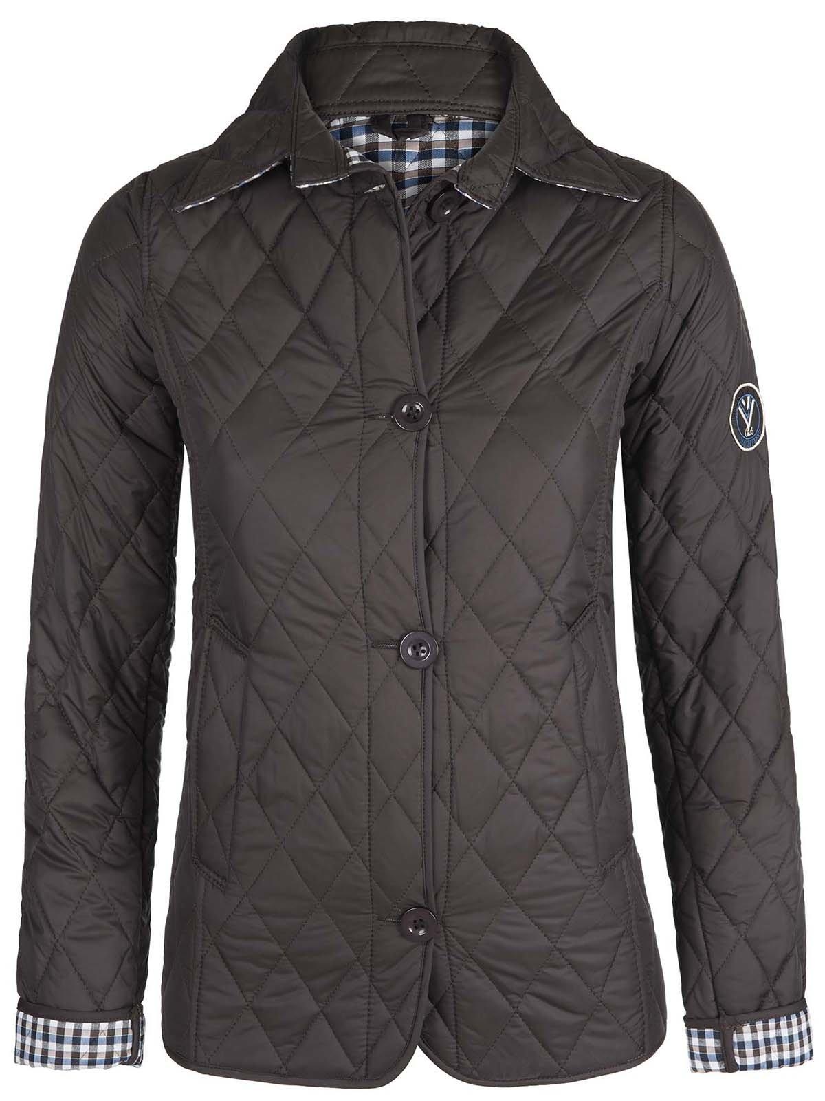 Куртка коричневая   2783571